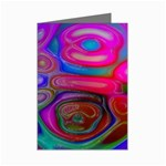 space-colors-2-988212 Mini Greeting Card