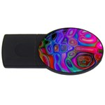 space-colors-2-988212 USB Flash Drive Oval (1 GB)