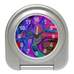 space-colors-2-988212 Travel Alarm Clock