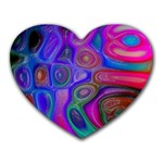 space-colors-2-988212 Mousepad (Heart)