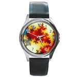 goglow-153133 Round Metal Watch