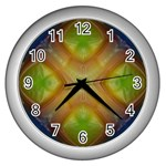 Bobo-660847 Wall Clock (Silver)