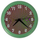 Spiral-Abnorm%2001-601877 Color Wall Clock