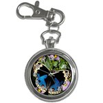 butterfly_4 Key Chain Watch