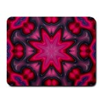 X_Red_Party_Style-777633 Small Mousepad