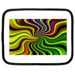 hippy-550591 Netbook Case (XXL)