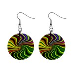 hippy-550591 1  Button Earrings
