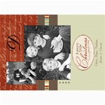 Christmas again - 5  x 7  Photo Cards