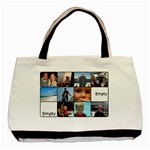 janes bag of tricks - Basic Tote Bag (Two Sides)
