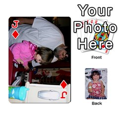 Jack Betts Family By Peggy Betts   Playing Cards 54 Designs   Bkiyt6w55xdz   Www Artscow Com Front - DiamondJ