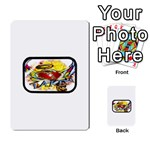 Taken-Tattoo-Belt-Buckle Multi-purpose Cards (Rectangle)