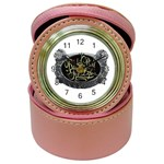 Rock-n-Roll-For-Life-Tattoo-Belt-Buckle Jewelry Case Clock