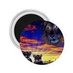 2-77-Animals-Wildlife-1024-010 2.25  Magnet