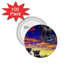 2-77-Animals-Wildlife-1024-010 1.75  Button (100 pack)
