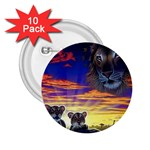 2-77-Animals-Wildlife-1024-010 2.25  Button (10 pack)