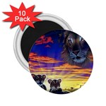 2-77-Animals-Wildlife-1024-010 2.25  Magnet (10 pack)