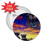 2-77-Animals-Wildlife-1024-010 2.25  Button (100 pack)