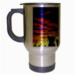 2-77-Animals-Wildlife-1024-010 Travel Mug (Silver Gray)