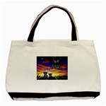 2-77-Animals-Wildlife-1024-010 Classic Tote Bag (Two Sides)