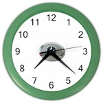 BuckleA270 Color Wall Clock