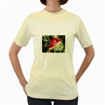 1-4 Women s Yellow T-Shirt