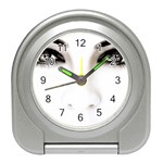 Eyes2 Travel Alarm Clock