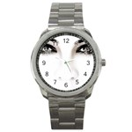 Eyes2 Sport Metal Watch