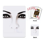 Eyes2 Playing Cards Single Design