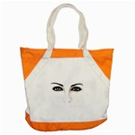 Eyes2 Accent Tote Bag
