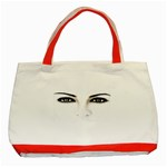 Eyes2 Classic Tote Bag (Red)