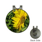 flowers_30 Golf Ball Marker Hat Clip
