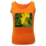 flowers_30 Women s Dark Tank Top