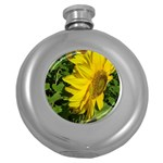 flowers_30 Hip Flask (5 oz)