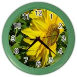 flowers_30 Color Wall Clock