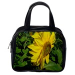 flowers_30 Classic Handbag (One Side)