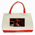 wallpaper_12280 Classic Tote Bag (Red)