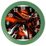 wallpaper_12280 Color Wall Clock