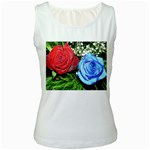 wallpaper_16293 Women s Tank Top
