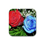 wallpaper_16293 Rubber Square Coaster (4 pack)