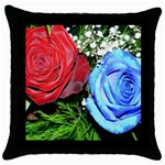 wallpaper_16293 Throw Pillow Case (Black)