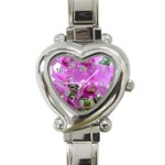 wallpaper_19193 Heart Italian Charm Watch