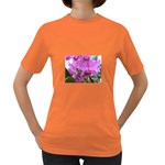 wallpaper_19193 Women s Dark T-Shirt