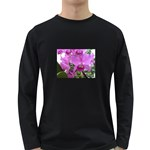 wallpaper_19193 Long Sleeve Dark T-Shirt