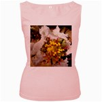 wallpaper_17805 Women s Pink Tank Top