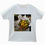 wallpaper_17805 Kids White T-Shirt