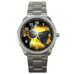 wallpaper_21592 Sport Metal Watch