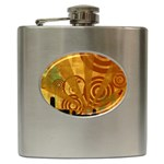 wallpaper_22315 Hip Flask (6 oz)