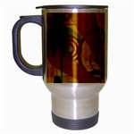 wallpaper_22315 Travel Mug (Silver Gray)