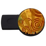 wallpaper_22315 USB Flash Drive Round (2 GB)