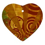 wallpaper_22315 Heart Ornament (Two Sides)